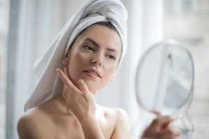 Doing your own dermaplaning is a big NO!